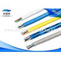 China 150m 500ft 0.56mm Cat6 Network Ethernet Cable Unshielded Copper Schneider UTP on sale