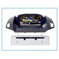 Quality Ford Two DIN 8'' Car DVD Player with gps/TV/BT/RDS/IR/AUX/IPOD special for Kuga for sale