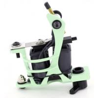 Quality customized sunskin 8 wrap bright color tattoo machines for liner for sale