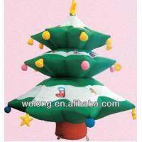Quality Hot selling inflatable christmas tree, christmas tree inflatable, PVC inflatable christmas tree indoor for sale