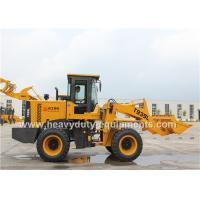 Hydraulic Joystick Control Articulated Wheel Loader T939L For Earth Moving Work