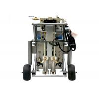 Quality Durable Polyurethane Foam Machine Safe Operating For Exterior Wall Insulation for sale