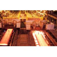 Quality 15 tons per hour Continuous Casting Machine with Water System, Cooling bed for sale