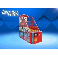 Quality Among Teenage Basket Ball Shooting Machine Coin Operated CE Certificate for sale