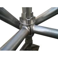 Quality Q235 Hot Dipped Galvanized, Construction Used, Cuplock Scaffolding System for sale