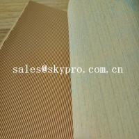 China Good Hardness Rubber For Shoe Soles Waterproof SBR Rubber Sheet on sale