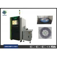 Quality X Ray Chip Counter Minimum chip size 01005 with FPD Intensifier & Line scn camera for sale