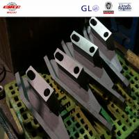 Quality Customized Precision CNC Machining Part , Fabrication Welding Heavy Steel Frame for sale
