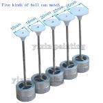 Quality High Hardness Electrostatic Spray Gun Parts Aluminum Electrode Holder for sale