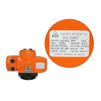 Quality Explosion Proof 600Nm ExdIIBT4 Electric Valve Actuator for sale