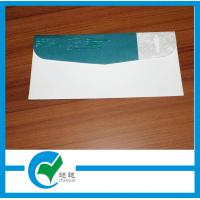 Quality White Kraft Paper Custom Envelope Printing with Self Adhesive Seal for Mail for sale
