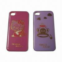Quality Epoxy Sticker/Accessories for iPhone Decoration Sticker  for sale