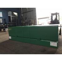 Quality Stationary Hydraulic Dock Ramp DCQ6-0.7 Loading Capacity 6 Tons for sale