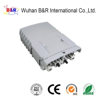 Quality PC ABS Fiber Optic Distribution Box IP65 For FTTH Projects for sale