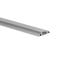 Buy cheap PMMA 6063 t5 Recessed LED Aluminum Extrusion With PC Diffuser from wholesalers