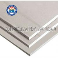 Buy cheap China gypsum board s standard size from wholesalers
