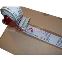 Buy cheap PRINTED PACKAGING TAPE from wholesalers