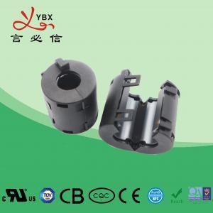 Quality Yanbixin Soft Magnetic Toroidal Ferrite Core Non Split Sleeve YBX-SRA Customized Size for sale