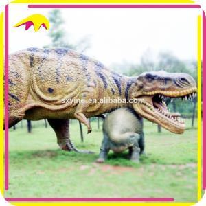 China KANO0194 Theme Exhibition Animatronic Life Size Dragon Model wholesale