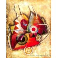 China Supply Abstract Oil Painting on sale