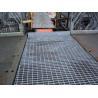 Buy cheap Light Duty Steel Industrial Floor Grating from wholesalers