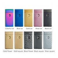 Quality Rechargeable Electronic Pulse Arc Lighter , Custom Plasma Torch Lighter for sale