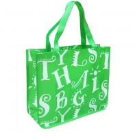 Quality Custom Printed Lamination Non Woven Shopping Bags Eco Friendly for sale
