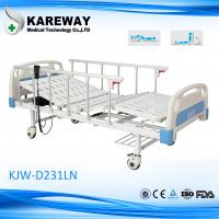 Commercial OEM Electric Hospital Bed ABS Headboard And Footboard 2 Functions