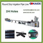 China Drip Irrigation Round type Pipe Making Machine 16mmx0.65mm wholesale