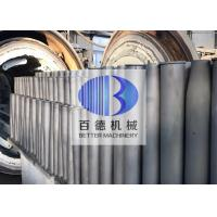 Buy Professional Silicon Carbide Tube Burner Nozzle 300 - 500mm Long Abrasion Resistant at wholesale prices