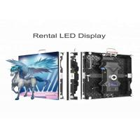 Quality SMD2121 Indoor Rental Led Screen P3 High Refresh 192*192 2 Years Warranty for sale