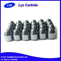 Quality Cemented carbide buttons & inserts for mining tools Z types conical button for sale