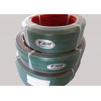 Quality Corrugated Belt PU Vee Grip Belt with Top Green PVC Surface for sale