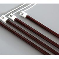 China infrared quartz heater replacement lamp,Ruby red heat tube 300-1000w on sale
