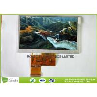 China High Brightness 480x272 5.0 Inch TFT LCD Screen Module RGB 40pin Color Display For Pos and Navigation on sale