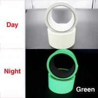 Quality EchoFlove Luminous Tape Self-adhesive Warning Tape Night Vision Glow In Dark Home Decoration Tapes 3 Colors 1.5cm * 5m for sale