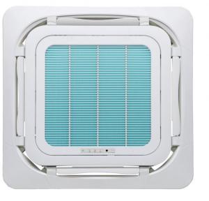 Quality Dekon VRF air conditioner cassette type indoor unit  5.0KW 360° air outlet round way flow for sale