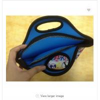 Quality Portable waterproof and shockproof printed annual meal bag with diving material for sale