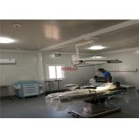 Quality White Mobile Hospital Units 6000mm*2438mm*2700mm Comfortable EPS Insulation for sale