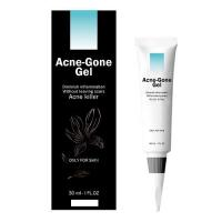 China Effective Acne treatment gel/cream OEM private label on sale