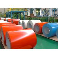 Quality RAL Code Prepainted Galvalume Steel Coil Zinc Coating for sale