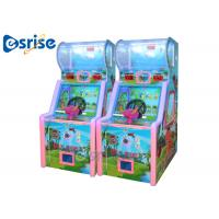 Quality Kids Coin Operated Game Machine Shooting Console Easy Operation AC100-240V for sale