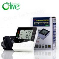 Quality Medical digital auto power off arm blood pressure monitor for sale