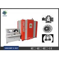 Quality High Performance SMT / EMS X Ray Machine For Metal Castings Porosity Detect for sale
