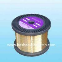 China xinxiang bashan High Level bashan Wire Spool Brass Hard EDM Brass Wire on sale