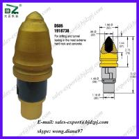 Quality Bullet Teeth for Rocking Drilling for sale