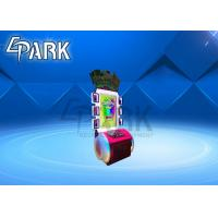 Quality Luxury Led Light Redemption Game Machine Electronic Hammer Vivid Video Games Pk Cup Lottery Ticket Machine for sale