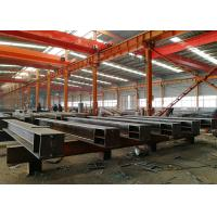 China OEM Welded Architectural Structural Steel Fabrication / Structural Steel Fabricators on sale