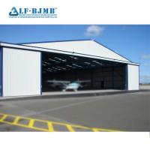 China Prefab Modular Aircraft Hangar Aircraft Maintenance Hangar Steel Airplane Hangar for Sale on sale