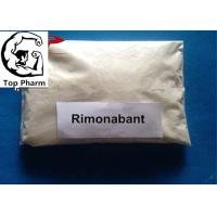 Quality 168273-06-1 Rimonabant Acomplia Weight Loss 99.5% Purity For Treating Overweight for sale